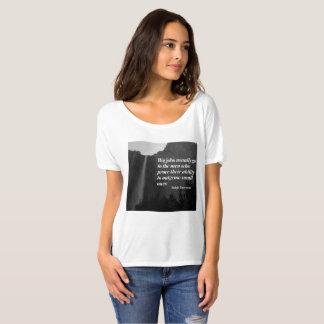 Big Jobs by Ralph Emerson T-Shirt