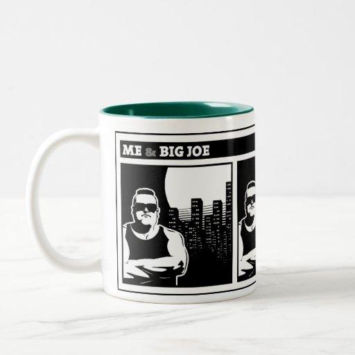Big Joe :: Silent but deadly Mugs