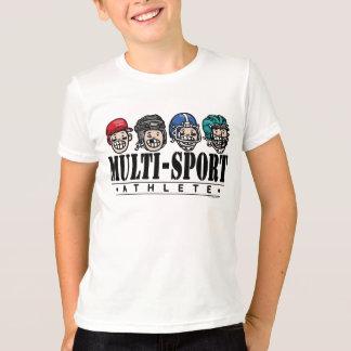 Big Kid Multi-Sport Athlete T-Shirt