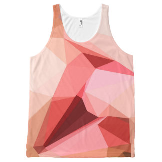 Big kiss All-Over Printed Unisex Tank