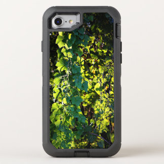 Big Leafy Vines OtterBox Defender iPhone 8/7 Case