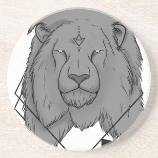 Big lion - Door cup Coaster