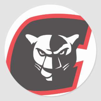Big Logo Sticker - Concordia Panthers