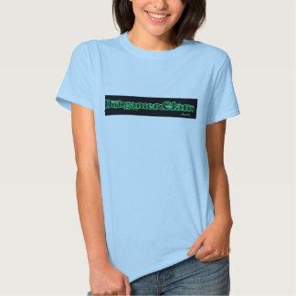 big logo with com girls t-shirts