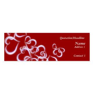 big love business card