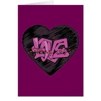 Big Love Valentine's Day Card