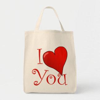 Big Love You Tote Bag
