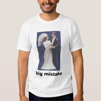 Big Mistake Tees