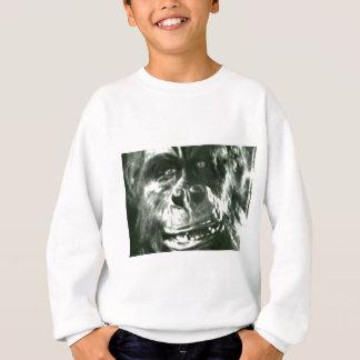 Big Monkey Face Sweatshirt