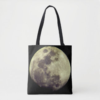 Big Moon Tote Bag