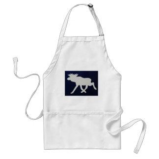 Big moose standard apron