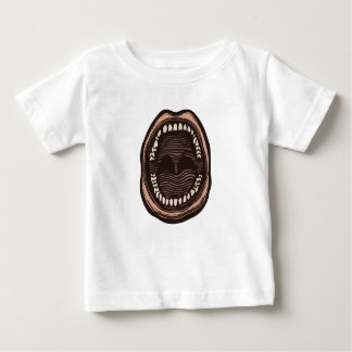 Big Mouth Baby T-Shirt
