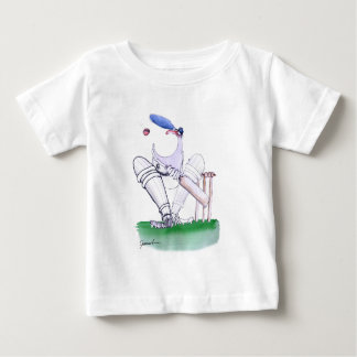 BIG MOUTH - cricket, tony fernandes Baby T-Shirt