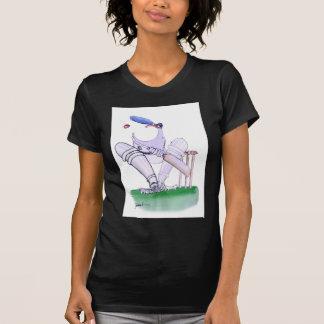 BIG MOUTH - cricket, tony fernandes Tshirts
