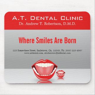 Big Mouth Dental Dentist Standard Mousepads