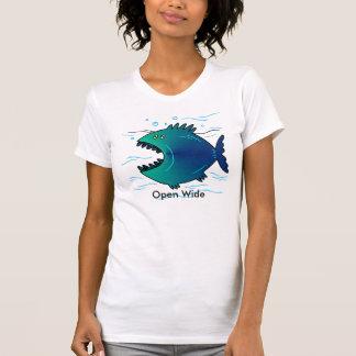 Big Mouth Fish Tshirts