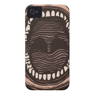 Big Mouth iPhone 4 Cover