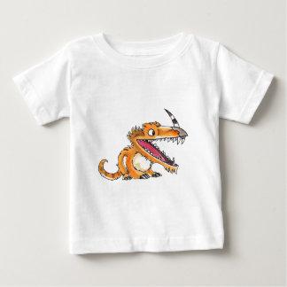 Big-Mouth Orange Monster Tshirts