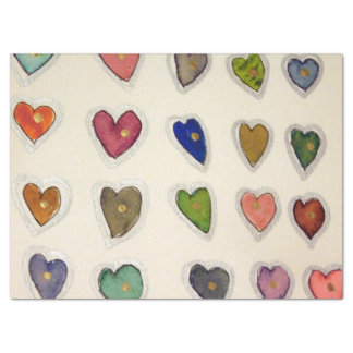 Big n Heavy Hearts Gift Tissue Tissue Paper
