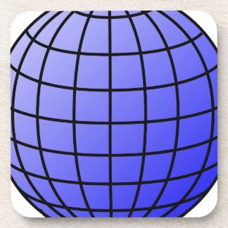 Big Network Globe Coaster