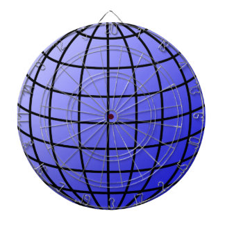 Big Network Globe Dartboard