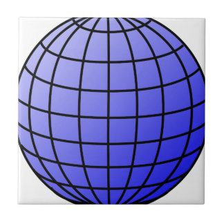 Big Network Globe Tile