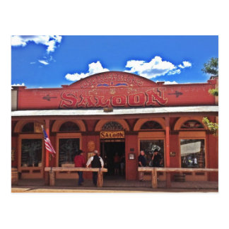 Big Nose Kate's Saloon Tombstone Arizona Postcard