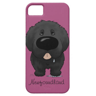Big Nose Newfoundland Case For The iPhone 5