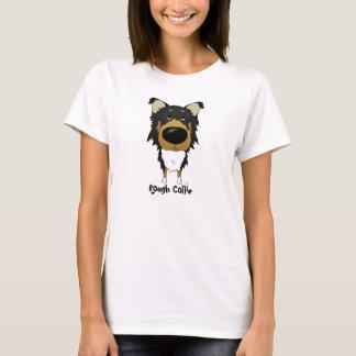 Big Nose Rough Collie T-Shirt