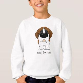 Big Nose Saint Bernard Sweatshirt