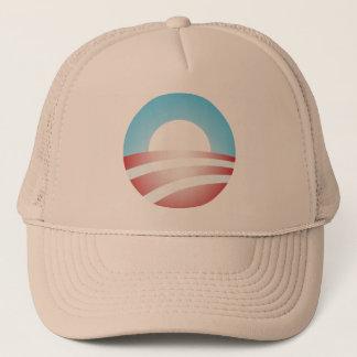 Big O Barack Obama Logo Trucker Hat