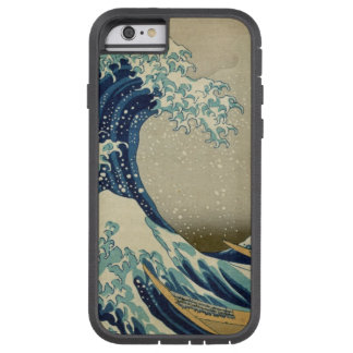 Big Ocean Wave Beige Phone Case