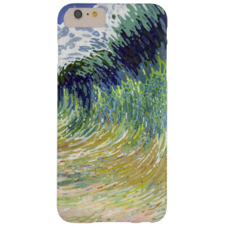 Big Ocean Wave iPhone 6 Case by Juul Barely There iPhone 6 Plus Case