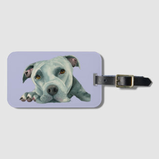 Big Ol' Head Luggage Tag