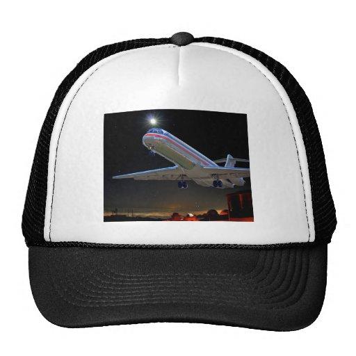 BIG OL' JET AIRLINER MESH HATS