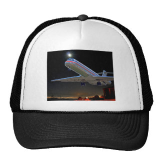 BIG OL JET AIRLINER MESH HATS