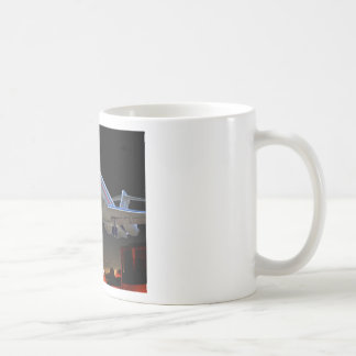 BIG OL' JET AIRLINER COFFEE MUG