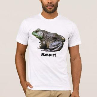 Big Old Bullfrog Ribbit Funny T-Shirt
