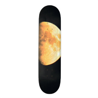 Big Old Moon Skateboard Deck