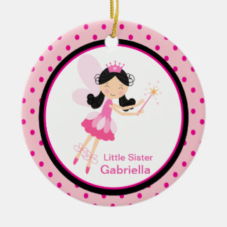 Big Or Little Sister Magical Fairy Ornament