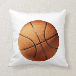 Big Orange Basketball Lounge Cushion
