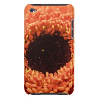 Big Orange Gerbera Daisy iPod Touch Covers