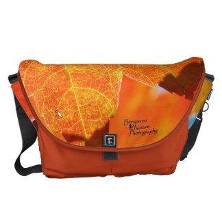Big Orange Leaf Messenger Bag (2.0)