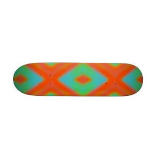 Big Orange X Skate Board