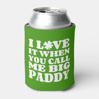Big Paddy Can Cooler