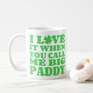 Big Paddy Coffee Mug