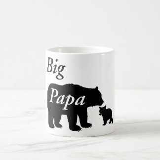 Big Papa Bear Family Mug by Mini Brothers