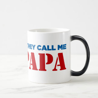 Big Papa Morphing Mug