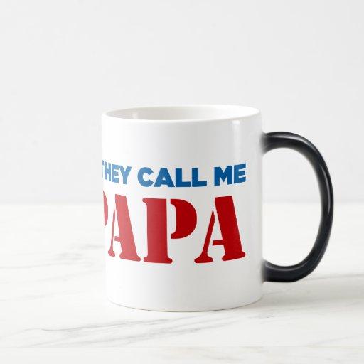 Big Papa Coffee Mugs