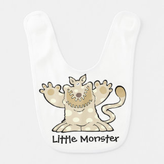 BIG PAW MONSTER BIB